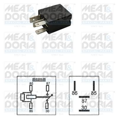 Meat /& Doria 73232300 Microrele